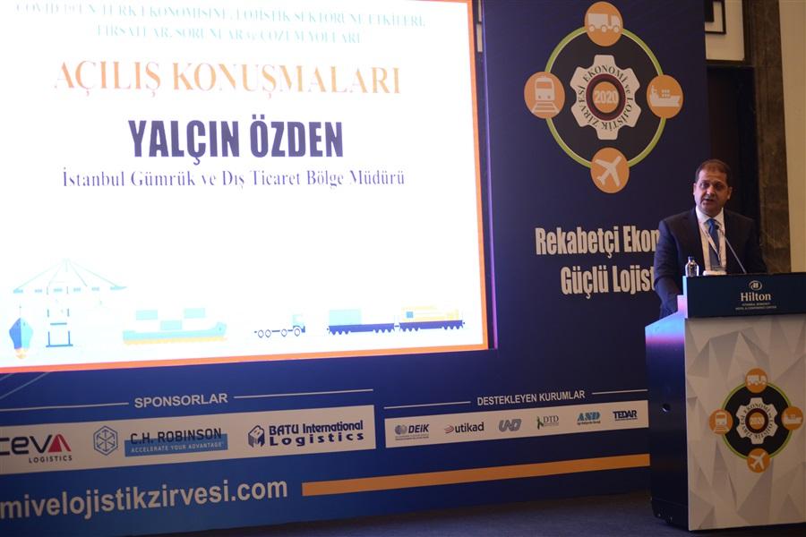5. Ekonomi ve Lojistik Zirvesi 30 Eylül 2020 tarihinde İstanbul'da gerçekleştirildi